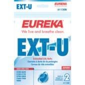 Eureka 61120C, 61120G Style U Extended Life belts 2-Pack