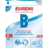 Eureka B, S, & M Allergen Bag 52329C