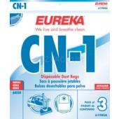 Eureka CN-1 Vacuum Bags 61980A - Genuine - 36 dust bags + 12 filters