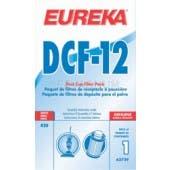 Eureka DCF-12 Dust Cup Filter   62729, DCF12 - Genuine
