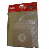 Dust Care DCC1000 DCC1200 Micron Vacuum Bags  - Genuine -  5 pack