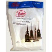 Fuller Brush FBP-6, 06.181,  FB-06181 Upright vacuum cleaner bags - Genuine - 6 pack