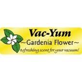 Vac-Yum Gardenia Flower Vacuum Scent 1.8oz