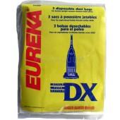 Eureka DX Vacuum Bags 61525 - Genuine - 3 Pack