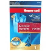 Honeywell FilterPower Micro-Filtration Vacuum Bags - Kenmore Uprights Number 50688