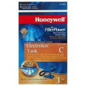 Honeywell FilterPower Micro-Filtration Vacuum Bags - Electrolux Tank Style C
