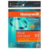 Honeywell FilterPower Vacuum Belts - Royal Dirt Devil Style 10