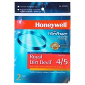 Honeywell FilterPower Vacuum Belts - Royal Dirt Devil Style 4/5