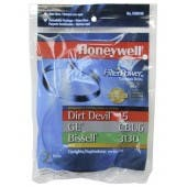 Honeywell FilterPower Vacuum Belts - Dirt Devil 15/GE CBU6/Bissell 3130