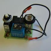 Electrolux Central Vacuum Circuit Board for models 1590, E130A, E130J