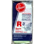 Hoover R  Vacuum  Bags  4010063R- Genuine - 5 pack