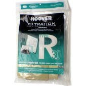Hoover R30  Vacuum  Bags 40101002- Genuine - 5 bags + 1 filter / pack