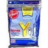 Hoover Y Vacuum  Bags ALLERGEN 33 CTS.4010100Y - Genuine - MEGA DEAL