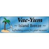 Vac-Yum Island Breeze Vacuum Scent 1.8oz