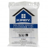 Kirby Vacuum Universal Fit Allergen Reduction Vacuum Bags - 6 Pack - Genuine