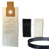 kenmore progressive 400 series vacuum bags and belt
