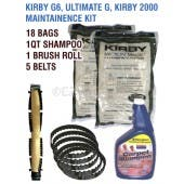 Kirby GSix, Ultimate G Diamond Series or Kirby 2000 Super Value Maintainence Kit