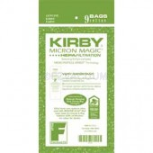 Kirby Style F Micron Magic HEPA Vacuum Cleaner Bags for 2009 Sentria Models 197309 - Genuine - 9 Pack