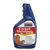 Kirby Carpet Shampoo 235506S for Pet Owners Extractor Version - 32 Oz