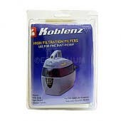 Koblenz 45-0547-5 High Filtration Filters for PV3000 WET/DRY VAC