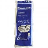 Panasonic Type U-6  Micron vacuum cleaner bags MC-V145MT- Genuine - 12 pack
