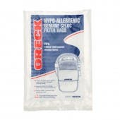 Oreck PKCC12DW Edge Compact Canister Hypo-Allergenic Genuine Celoc  Bags, 12/pk