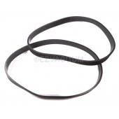 Replacement Miele Power House Belts for S170i - S179I and S183 - S185 Series - 2 Belts