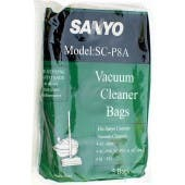 Sanyo SC-P8A Bags- Genuine -5 pack