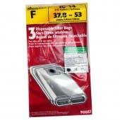 Shop Vac Type F 10, 12  14 Gallon Bags 906-62 - 3 pack - Genuine 90662