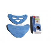 Hoover Vacuum Cleaner Steam Mop Pads  # WH01000 - 2 Pack
