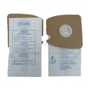 WA65-5//pk Wide Area Vacuum Cleaner Bags
