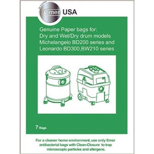 Emer  Vacuum Bags