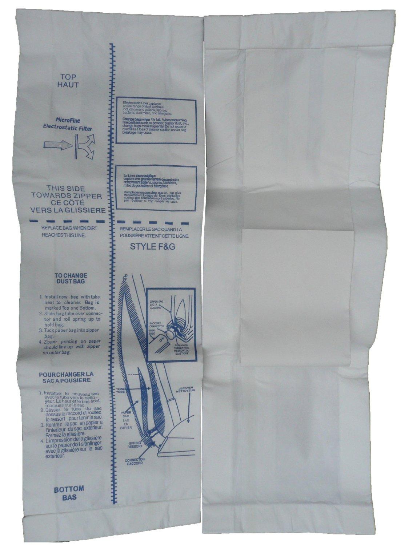 Kenmore 5002 5062 50341 Vacuum Bags 3 Pack