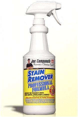 Joe Campanelli Professional Formula Stain Remover 32oz W