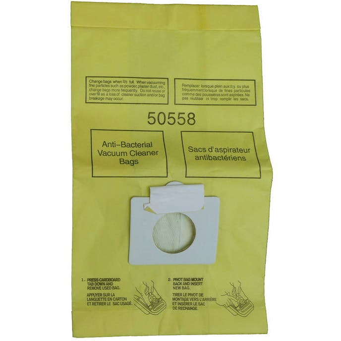 Kenmore Intuition Vacuum Bags for Canisters 20-50104 - 9 Pack