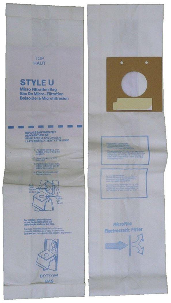 Beaumark 940 Upright Vacuum Cleaner Bags