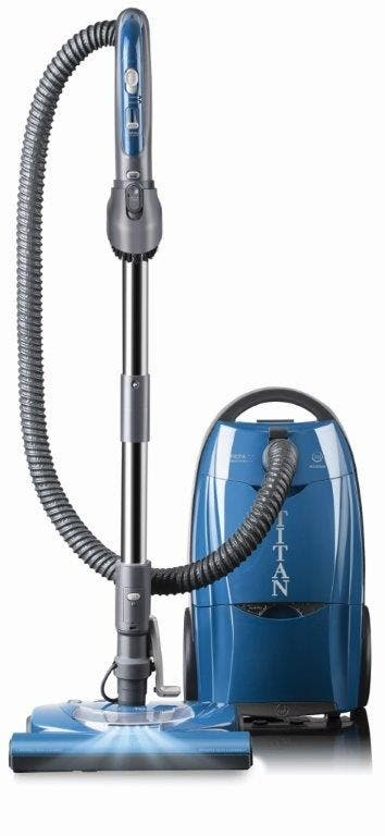 Titan T9000 Canister Vacuum Cleaner With 7 Feet Hose And