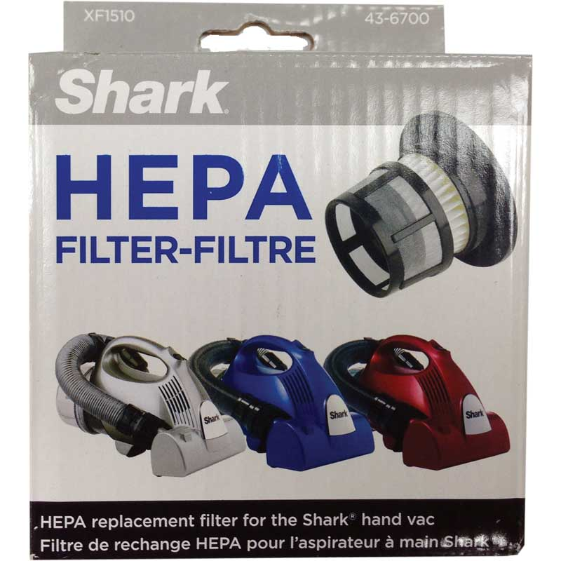 Euro Pro Shark Fm430 V1510 Handheld Dust Cup Hepa Filter